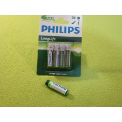 Bateria AAA Philips Long Life - 1 szt.