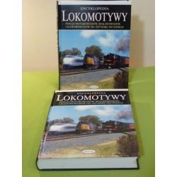 Encyklopedia lokomotyw - 900 pojazdów od parowozów do pociągów magnetycznych