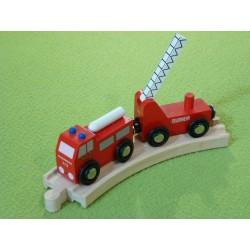 Kolejowa straż pożarna