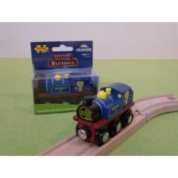 Niebieska lokomotywa Bluebell