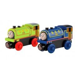 Bill & Ben - 2 lokomotywy