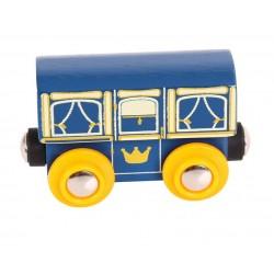 Wagon pasażerski - królewski