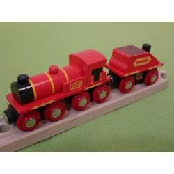 Czerwona lokomotywa ABC