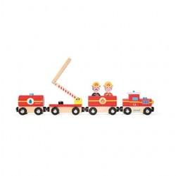 Pociąg strażacki