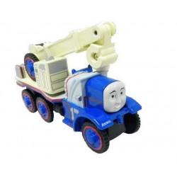 Ciężarówka z dźwigiem z serii Tomek i przyjaciele