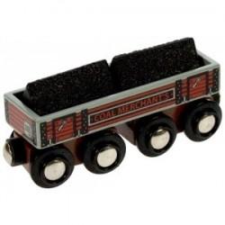 Wagon towarowy na dowolne ładunki + pakiety węgla