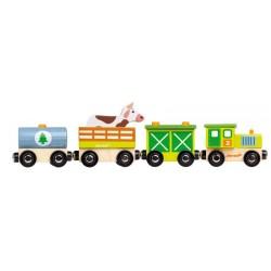 Pociąg farmera