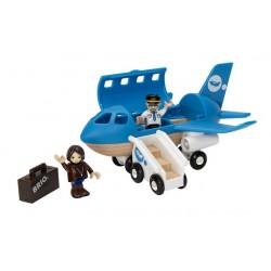 Samolot do makiety lotnisko