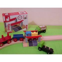 Przejazd kolejowy Janod