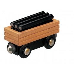 Wagon z rurami - uniwersalny