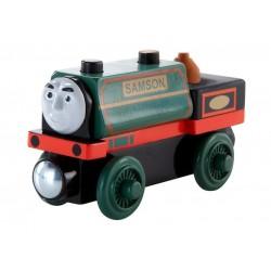 Samson - parowóz przyjaciel Tomka