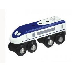 Pendolino - dodatkowa lokomotywa z przedziałami pasażerskimi