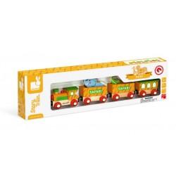 Pociąg safari