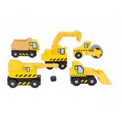 Ruchome pojazdy budowlane