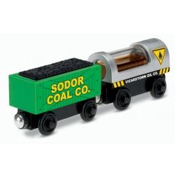 Zestaw wagonów specjalistycznych Sodor Coal CO