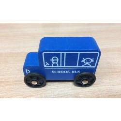 Niebieski autobus, szynobus