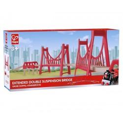 Zestaw mostów wiszących