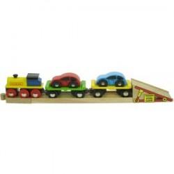 Pociąg do przewozu samochodów