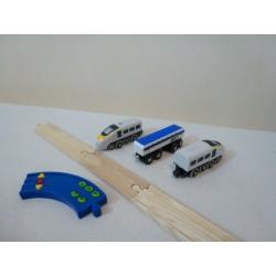 Zdalnie sterowany Pociąg Elektryczny