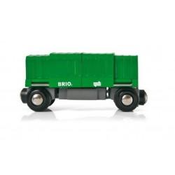 Wagon kontenerowy - otwierany