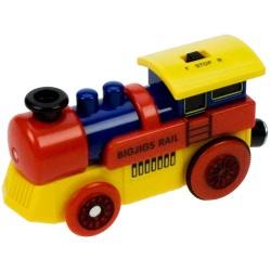 Zabawka - klasyczna lokomotywa (na baterie)