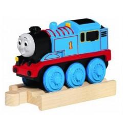 Tomek - lokomotywa elektryczna - Najsilniejsza - wykonana z metalu