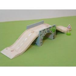 Most drogowy z tunelem - PROMOCJA