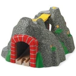 Tunel górski - zabawka muzyczna