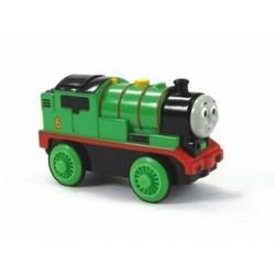 Piotruś na baterię - lokomotywa elektryczna