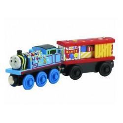Pociąg na urodziny - Tomek z wagonem i imieniem dziecka