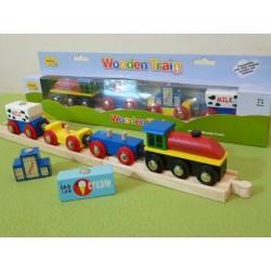 Pociąg z lodami